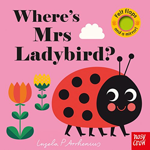 Where's Mrs Ladybird? By Illustrated by Ingela Arrhenius
