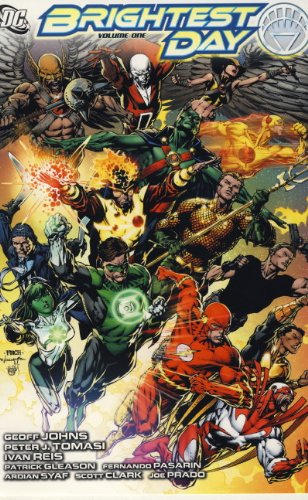 Brightest Day By Geoff Johns
