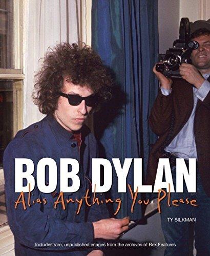 Bob Dylan By Ty Silkman
