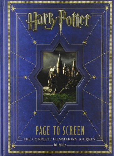 Harry Potter: Page to Screen by Bob McCabe