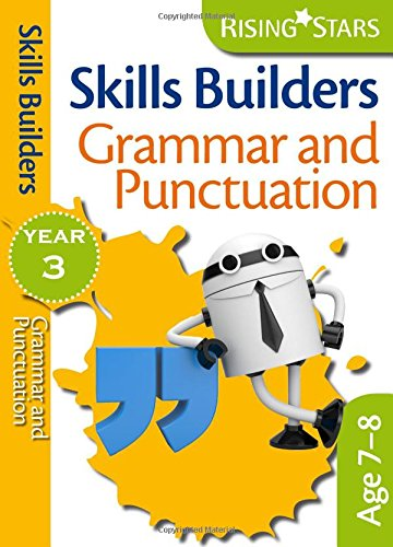 Skills Builders - Grammar and Punctuation By Maddy Barnes