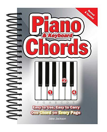 Piano & Keyboard Chords By Jake Jackson