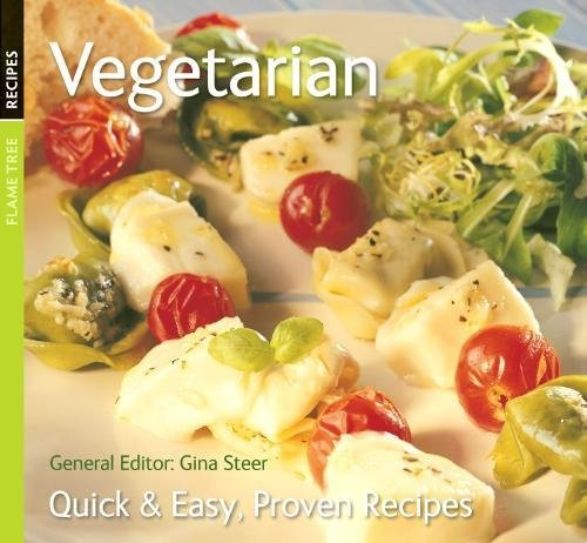 Vegetarian By General editor Gina Steer