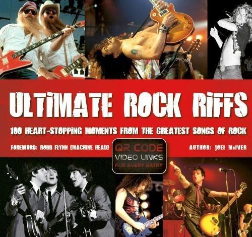Ultimate Rock Riffs By Joel McIver
