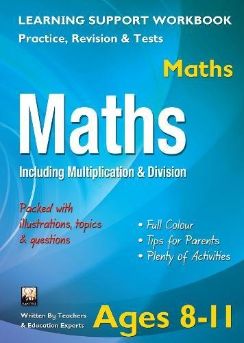 Including Multiplication & Division, Ages 8-11 (Maths) By Tree Flame