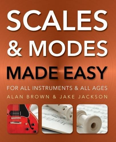 Scales and Modes Made Easy: For All Instruments and All Ages (Music Made Easy) By Jake Jackson