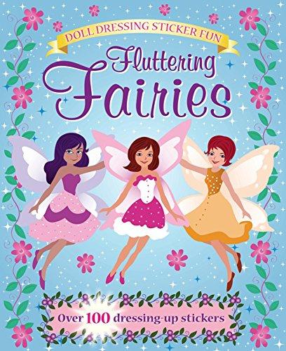 Sticker Dolly Dressing: Fairies By Igloo Books Ltd
