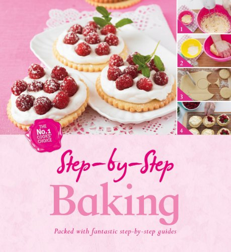 Step by Step Baking Recipes By Igloo