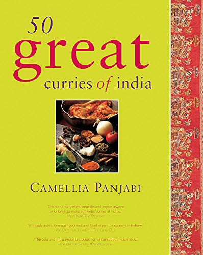 50-Fifty-Great-Curries-of-India-amp-DVD-by-Panjabi-Camellia-Book-The-Cheap-Fast
