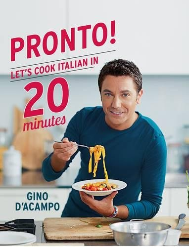 Pronto! (Gino D'Acampo) By Gino D'Acampo