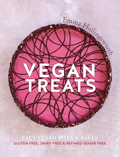 Vegan Treats By Emma Hollingsworth