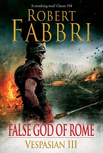 False God of Rome by Robert Fabbri
