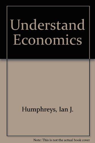 Understand Economics by Ian J. Humphreys
