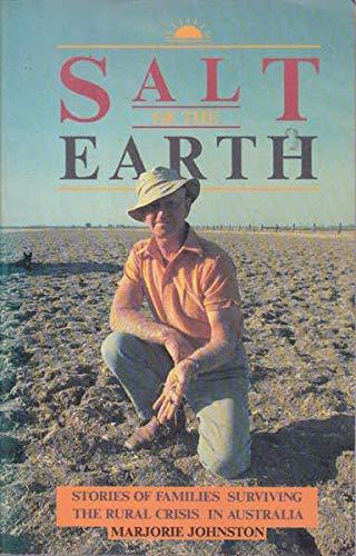 Salt of the Earth By Marjorie Johnston