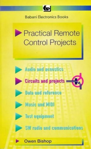 Practical Remote Control Projects By O.N. Bishop