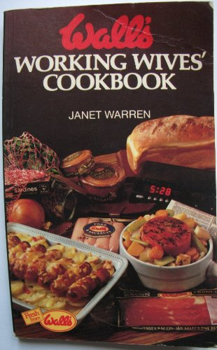 Wall's Working Wives Cook Book By Janet Warren