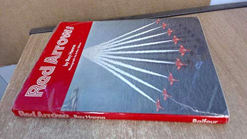 The Red Arrows By Ray Hanna