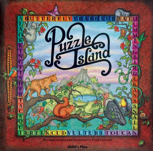 Puzzle Island By Paul Adshead