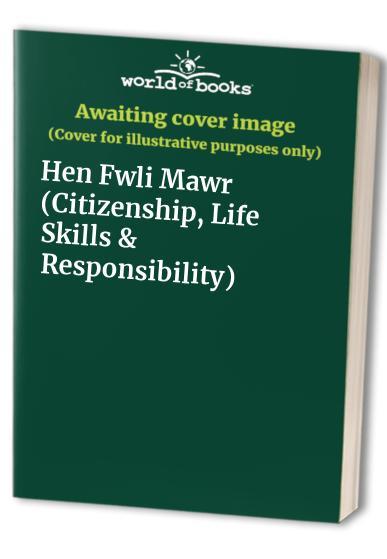 Hen Fwli Mawr By Illustrated by Toni Goffe