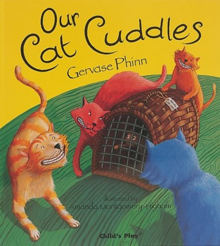 Our Cat Cuddles By Gervase Phinn