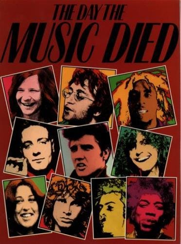 The Day the Music Died: Rock 'n' Roll Tribute by Press Plexus