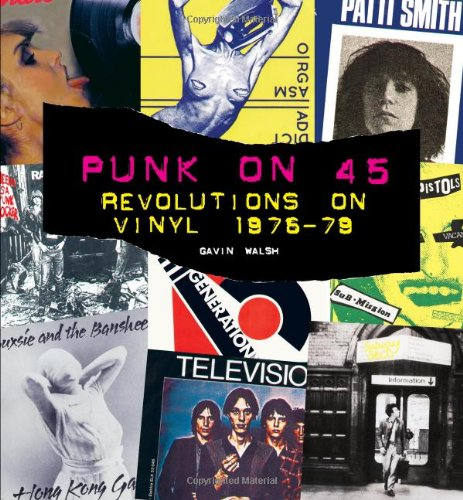 Punk On 45 By Gavin Walsh