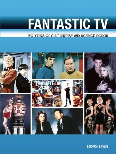 Fantastic Tv By Steven Savile