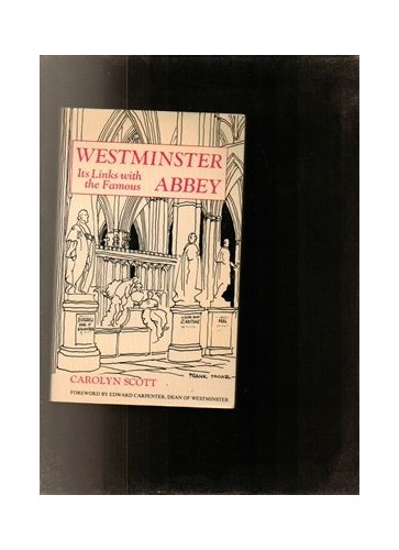 Westminster Abbey By Carolyn Scott