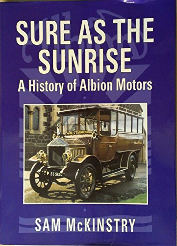 Sure as the Sunrise By S. McKinstry