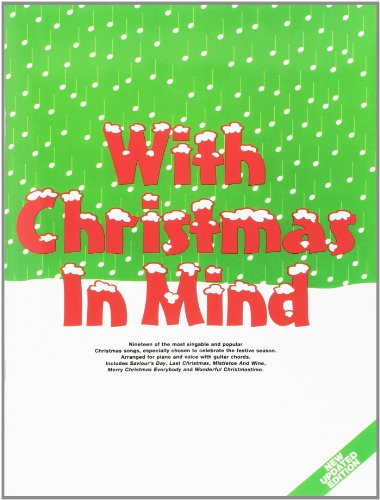 With Christmas in Mind New Ed. By DIVERS AUTEURS