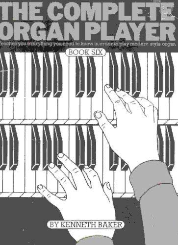Complete Organ Player 6. E-Orgel