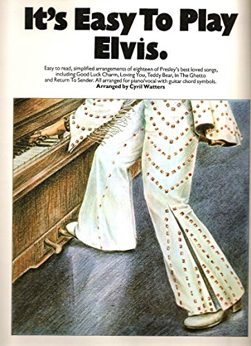 It's Easy to Play Elvis