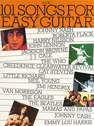 101 Songs for Easy Guitar: v. 1