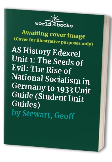 AS History EdExcel Unit 1 By Geoff Stewart