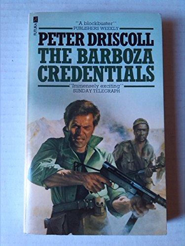 Barboza Credentials By Peter Driscoll