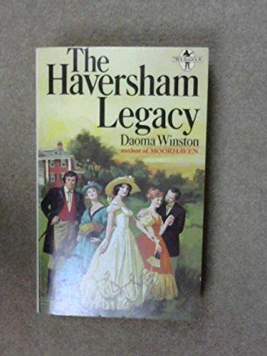 Haversham Legacy By Daoma Winston
