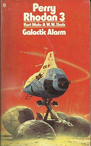 Galactic Alarm By Kurt Mahr