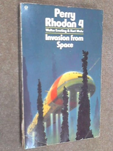 Invasion from Space (Perry Rhodan) by Mahr, Kurt Paperback Book The Cheap Fast