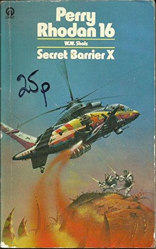 Secret Barrier X By W.W. Shols