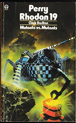 Mutants Versus Mutants By Clark Darlton