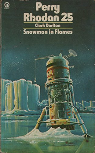 Snowman in Flames By Clark Darlton