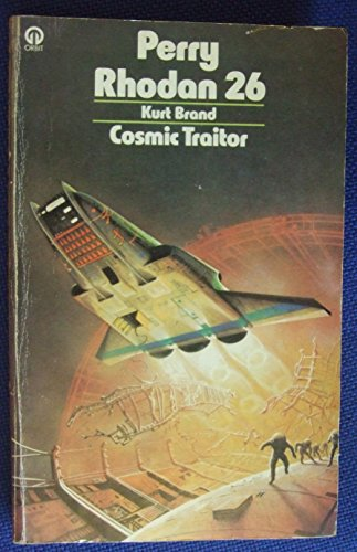 Cosmic Traitor By Kurt Brand