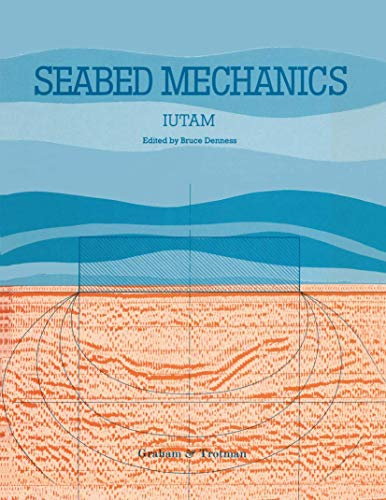 Seabed Mechanics By International Union of Theoretical and Applied Mechanics