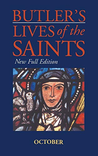 Butler's Lives of the Saints By Alban Butler