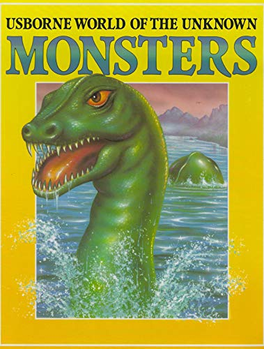Monsters By Carey Miller