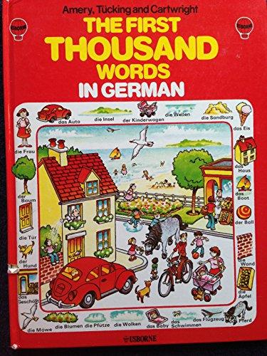 German By Heather Amery