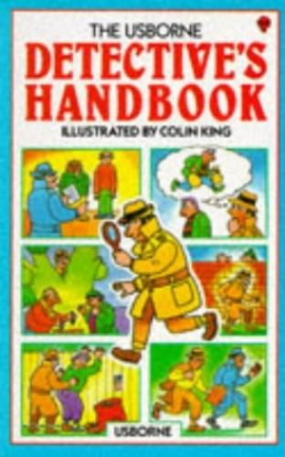 Detective's Handbook (Spy & detective guides) By Anne Civardi