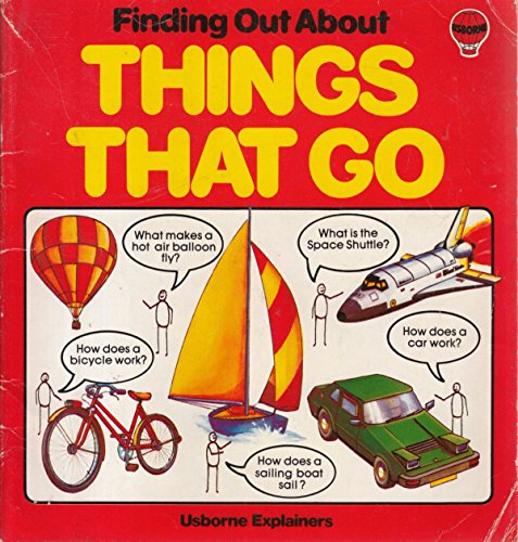 Things That Go By Eliot Humberstone