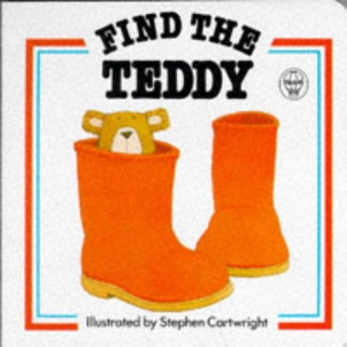 Find the Teddy By Claudia Zeff