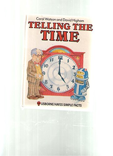 Telling the Time By Carol Watson